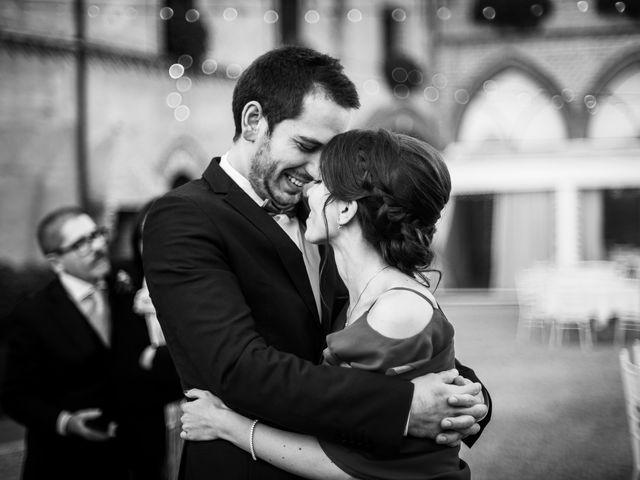 Il matrimonio di Davide e Alessia a Milano, Milano 87