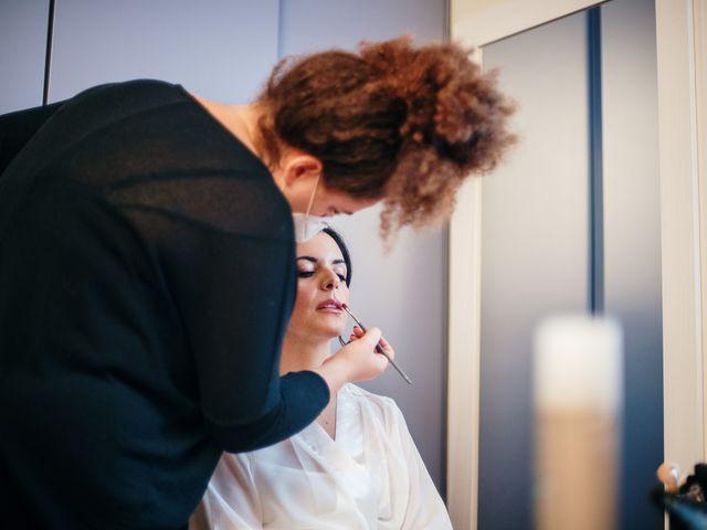 Il matrimonio di Davide e Alessia a Milano, Milano 17