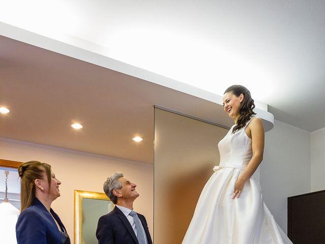 Il matrimonio di Davide e Sara a Inverigo, Como 9