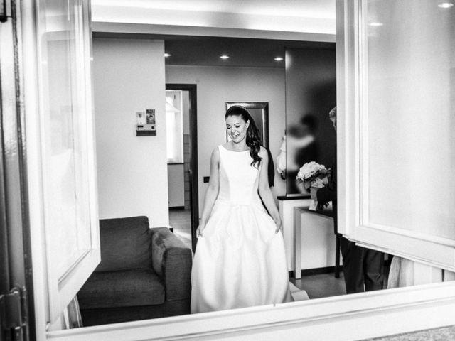 Il matrimonio di Davide e Sara a Inverigo, Como 12
