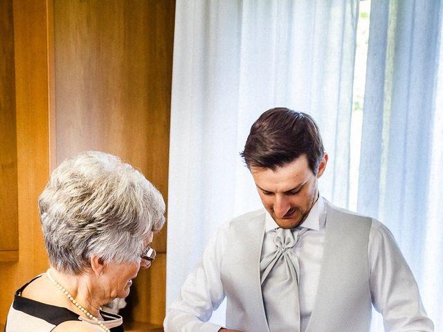 Il matrimonio di Davide e Sara a Inverigo, Como 16