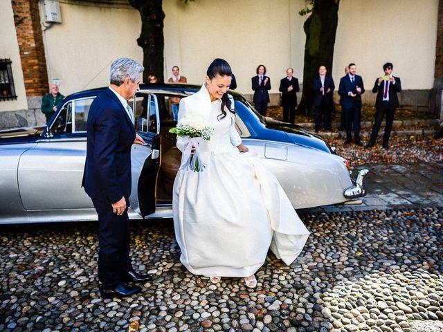 Il matrimonio di Davide e Sara a Inverigo, Como 22