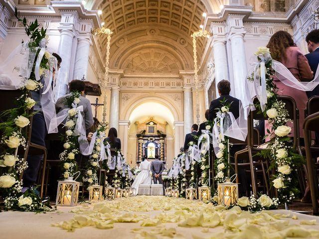Il matrimonio di Davide e Sara a Inverigo, Como 24