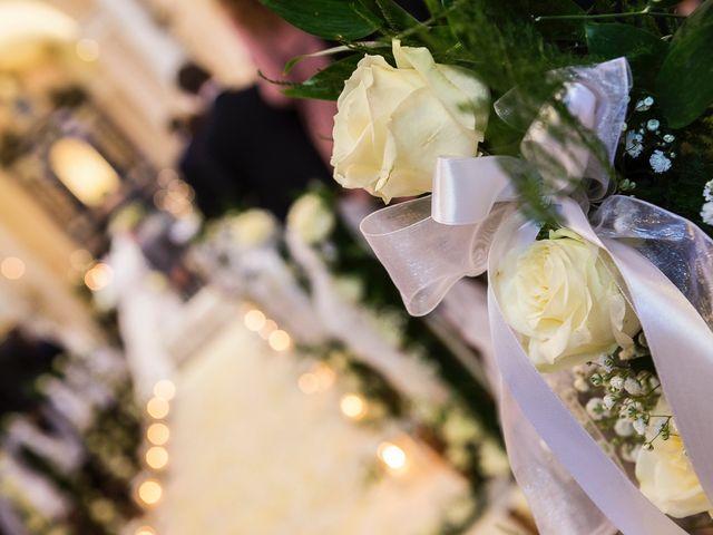 Il matrimonio di Davide e Sara a Inverigo, Como 25