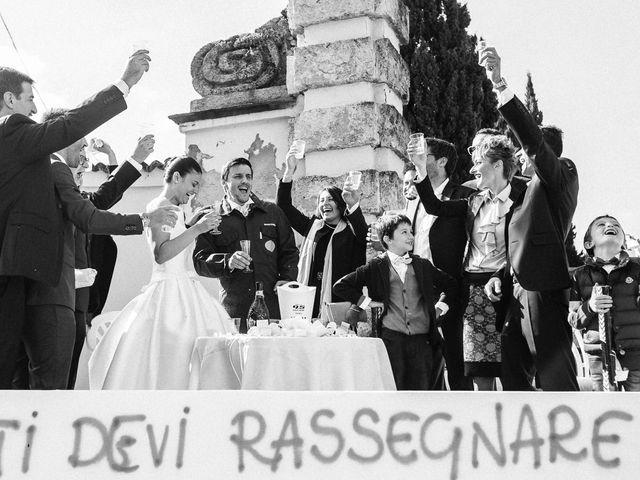 Il matrimonio di Davide e Sara a Inverigo, Como 35