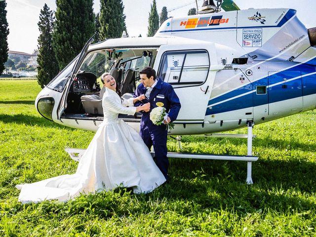 Il matrimonio di Davide e Sara a Inverigo, Como 36