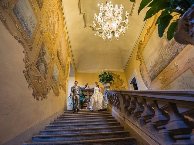 Il matrimonio di Davide e Sara a Inverigo, Como 48
