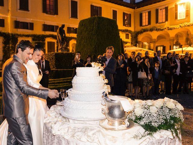 Il matrimonio di Davide e Sara a Inverigo, Como 50