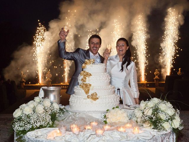 Il matrimonio di Davide e Sara a Inverigo, Como 51