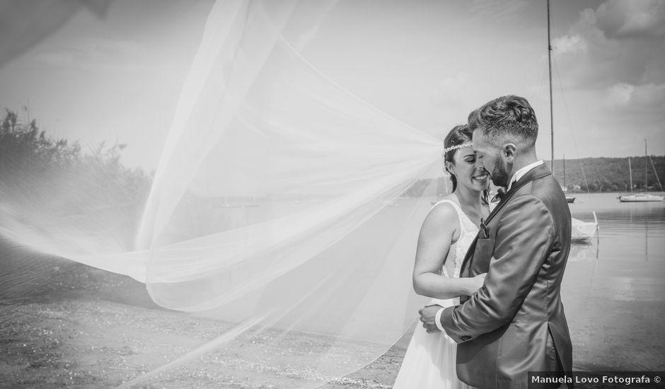 Il matrimonio di Manuel e Sabrina a Besozzo, Varese