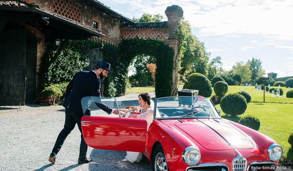 Il matrimonio di Davide e Alessia a Milano, Milano