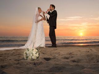 Le nozze di Michelle e Daniele