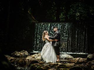 Le nozze di Antonella e Adriano