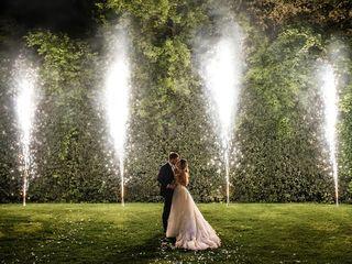 Le nozze di Veronica e Thomas