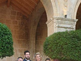 Le nozze di Sara e Raffaele 1