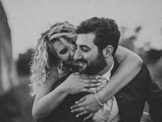 Le nozze di Sara e Raffaele