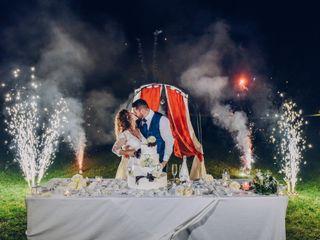 Le nozze di Monica e Denis 1