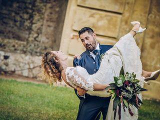 Le nozze di Monica e Denis