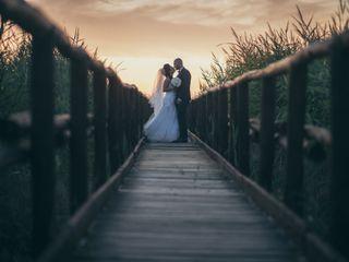Le nozze di Valentina e Alan