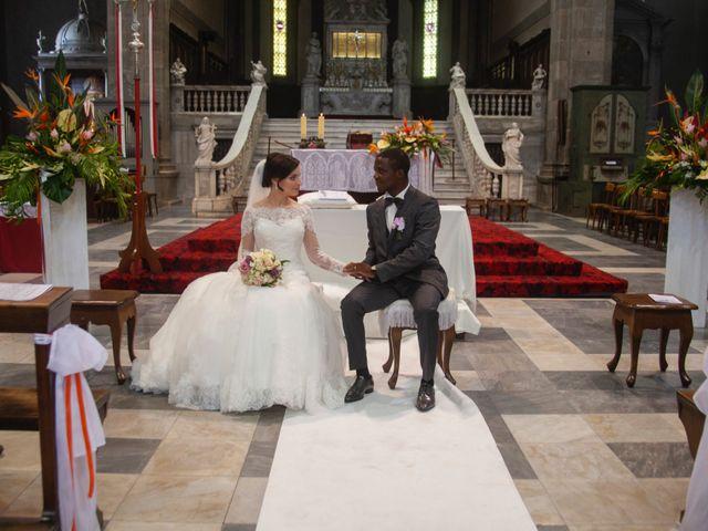 Il matrimonio di Petam e Giulia a Cividale del Friuli, Udine 8