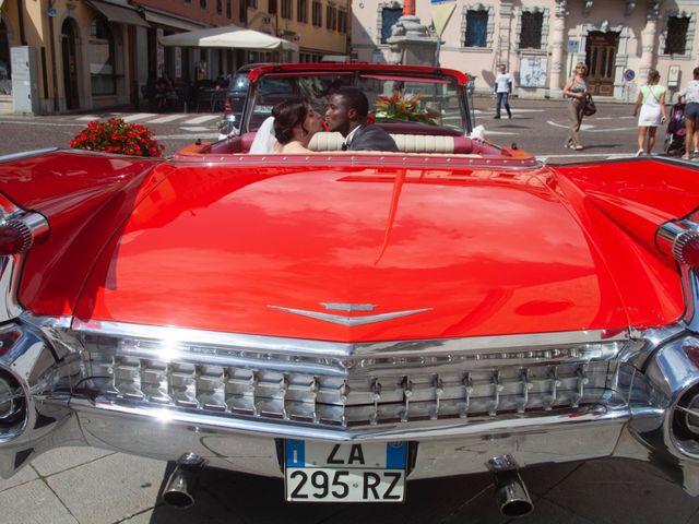Il matrimonio di Petam e Giulia a Cividale del Friuli, Udine 10