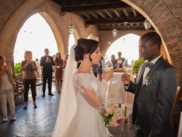 Il matrimonio di Petam e Giulia a Cividale del Friuli, Udine 11