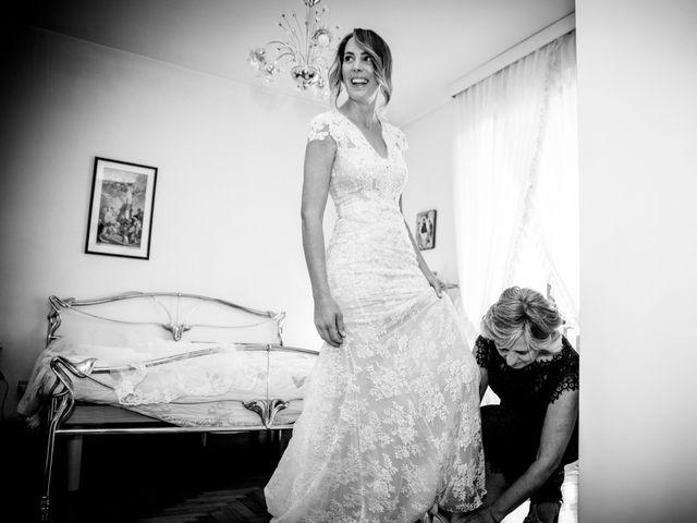 Il matrimonio di Matteo e Roberta a Arcene, Bergamo 12