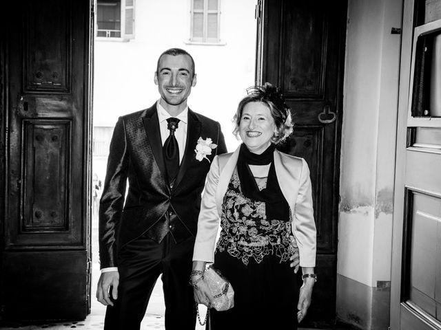 Il matrimonio di Matteo e Roberta a Arcene, Bergamo 25