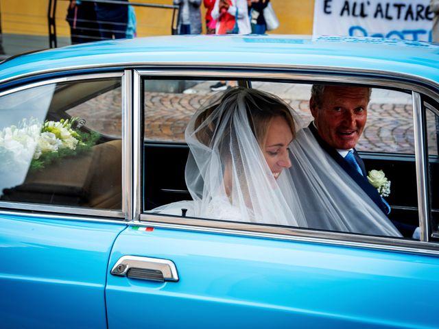 Il matrimonio di Matteo e Roberta a Arcene, Bergamo 27
