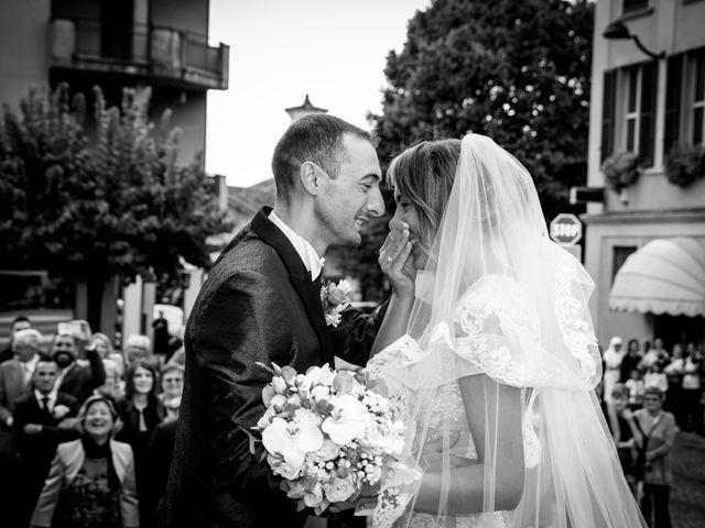 Il matrimonio di Matteo e Roberta a Arcene, Bergamo 30