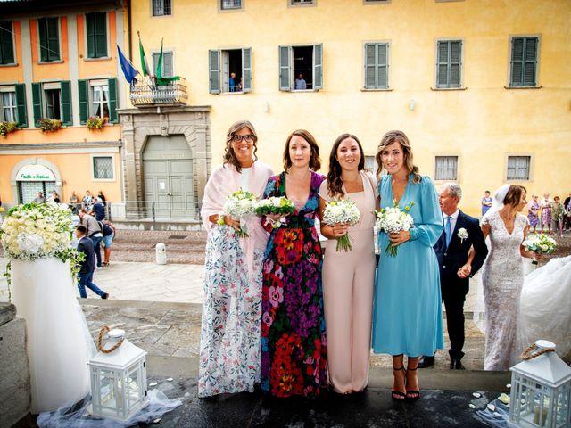 Il matrimonio di Matteo e Roberta a Arcene, Bergamo 32