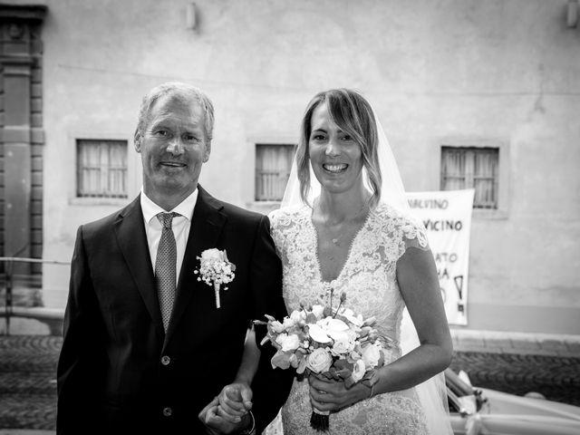Il matrimonio di Matteo e Roberta a Arcene, Bergamo 33