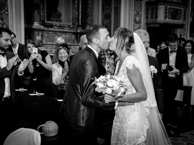 Il matrimonio di Matteo e Roberta a Arcene, Bergamo 37