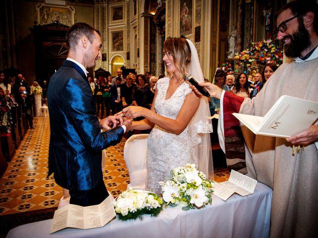 Il matrimonio di Matteo e Roberta a Arcene, Bergamo 40