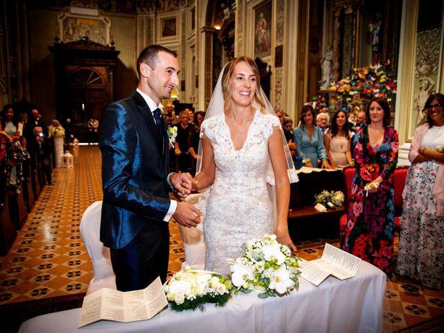 Il matrimonio di Matteo e Roberta a Arcene, Bergamo 41