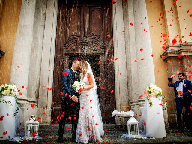 Il matrimonio di Matteo e Roberta a Arcene, Bergamo 47