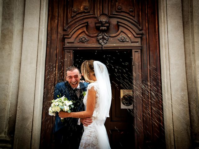 Il matrimonio di Matteo e Roberta a Arcene, Bergamo 48