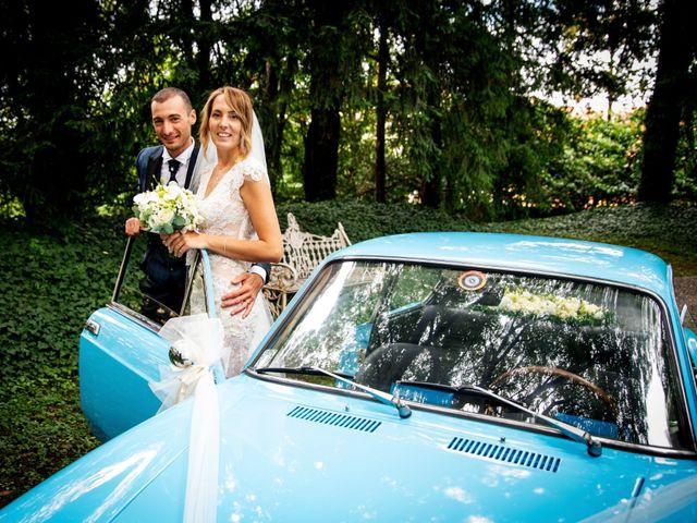 Il matrimonio di Matteo e Roberta a Arcene, Bergamo 54
