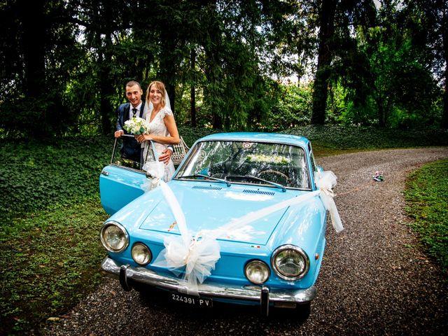 Il matrimonio di Matteo e Roberta a Arcene, Bergamo 55
