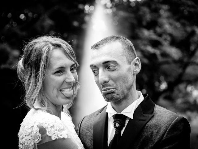 Il matrimonio di Matteo e Roberta a Arcene, Bergamo 60