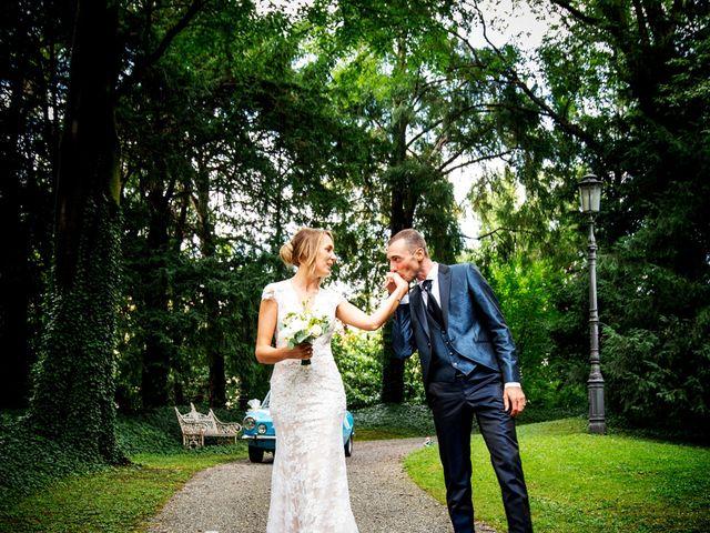 Il matrimonio di Matteo e Roberta a Arcene, Bergamo 61