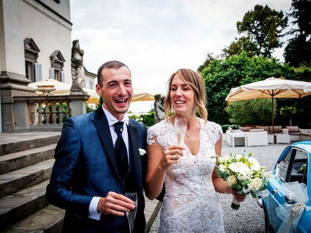 Il matrimonio di Matteo e Roberta a Arcene, Bergamo 71