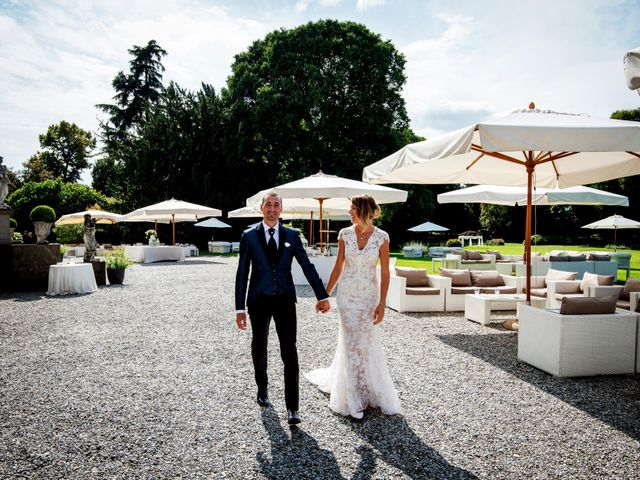 Il matrimonio di Matteo e Roberta a Arcene, Bergamo 76