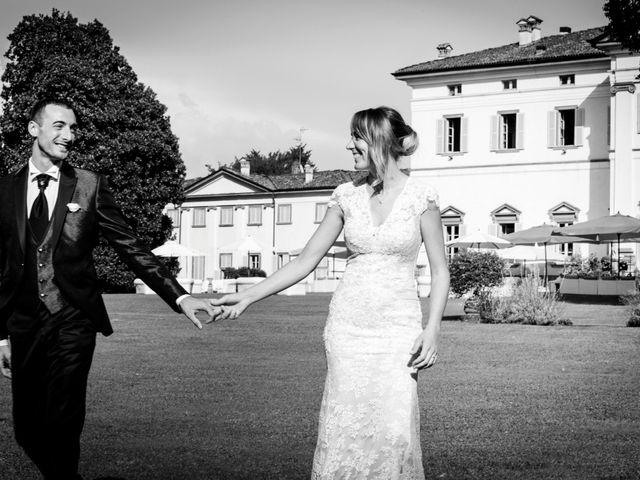 Il matrimonio di Matteo e Roberta a Arcene, Bergamo 80