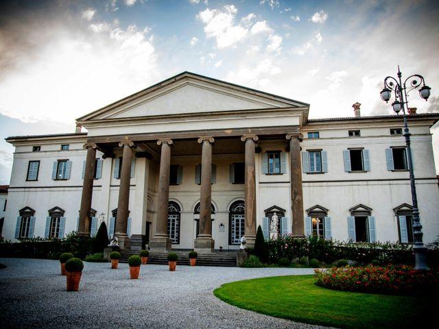 Il matrimonio di Matteo e Roberta a Arcene, Bergamo 100