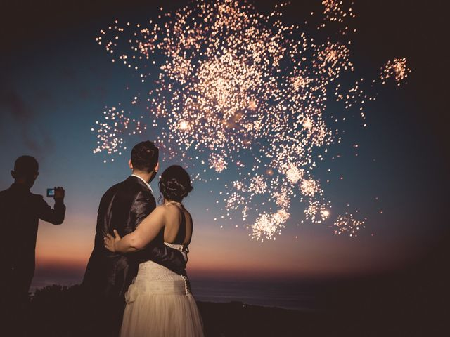 le nozze di Claudia e Antonio