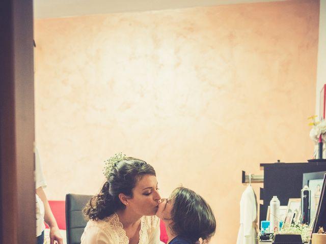 Il matrimonio di Alain e Chiara a Modena, Modena 21