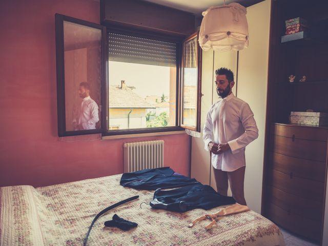 Il matrimonio di Alain e Chiara a Modena, Modena 28