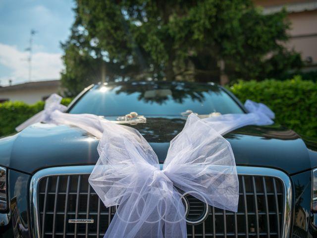 Il matrimonio di Alain e Chiara a Modena, Modena 48