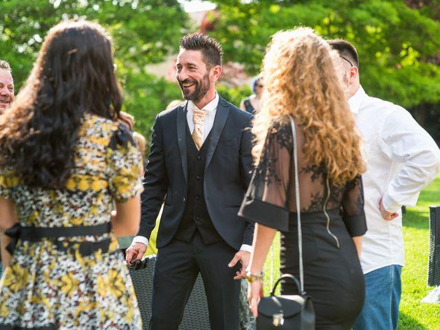 Il matrimonio di Alain e Chiara a Modena, Modena 52